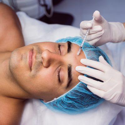 Medycyna estetyczna coraz bardziej popularna wśród mężczyzn